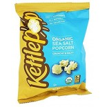 [Kettle Pop]  Sea Salt Popcorn  At least 95% Organic