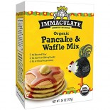 [Immaculate Baking Co.]  Mix, Pancake & Waffle  At least 95% Organic