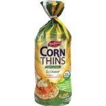 [Real Foods] Corn Thins Sesame