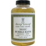 [Deep Steep] Honey Bubble Bath Rosemary-Mint