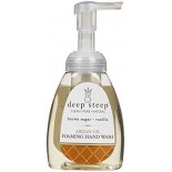 [Deep Steep] Argan Oil Foaming Hand Wash Brown Sugar Vanilla