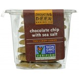 [Dancing Deer Baking Co.] Non-GMO Thin & Crispy Cookies Chocolate Chip w/Sea Salt
