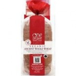 [One Degree Organic Foods] Veganic Breads Ancient Whole Wheat  At least 95% Organic