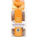[One Degree Organic Foods] Veganic Breads Sesame Sunflower  At least 95% Organic