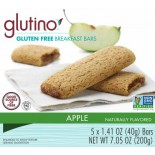 [Glutino] Breakfast Bars Apple