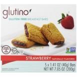 [Glutino] Breakfast Bars Strawberry
