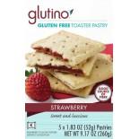 [Glutino] Toaster Pastry Strawberry
