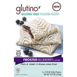 [Glutino] Pretzels Frosted Blueberry