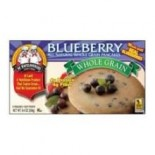 [De Wafelbakkers] Pancakes Blueberry WG, 6Ct
