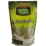 [Nature`S Earthly Choice]  Amaranth, GF  At least 95% Organic