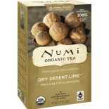 [Numi Tea] Herbal Teasans Dry Desert Lime