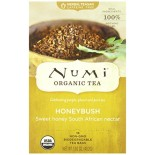 [Numi Tea] Herbal Teasans Honeybush  At least 95% Organic