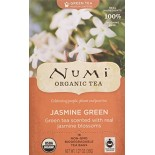 [Numi Tea] Green Teas Jasmine  At least 95% Organic