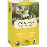 [Numi Tea] Herbal Teasans Chamomile Lemon  At least 95% Organic