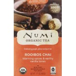 [Numi Tea] Herbal Teasans Rooibos Chai  At least 95% Organic