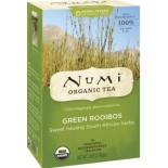 [Numi Tea] Herbal Teasans Green Rooibos  At least 95% Organic