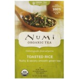[Numi Tea] Green Teas Toasted Rice  At least 95% Organic