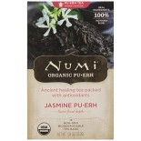 [Numi Tea] Puerh Teas Jasmine  At least 95% Organic