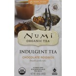 [Numi Tea] Indulgent Tea Chocolate Rooibos  At least 95% Organic