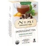 [Numi Tea] Indulgent Tea Chocolate Mint  At least 95% Organic