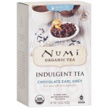 [Numi Tea] Indulgent Tea Chocolate Earl Grey  At least 95% Organic