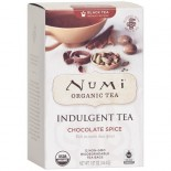 [Numi Tea] Indulgent Tea Chocolate Spice  At least 95% Organic