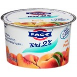 [Fage-Total] Greek Yogurt Peach, 2%