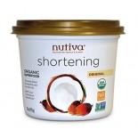 [Nutiva]  Shortening  At least 95% Organic