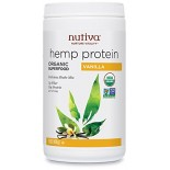 [Nutiva] Hempseed Products Hemp Shake, Vanilla  At least 95% Organic