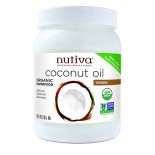 [Nutiva] Coconut Oil Coconut Oil, Extra Virgin  At least 95% Organic