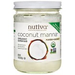 [Nutiva] Coconut Products Coconut Manna  At least 95% Organic