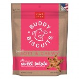 [Cloud Star] Soft & Chewy Buddy Biscuits Sweet Potato