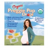 [Preggie Pop Drops]  Sour Raspberry/Lemon/Green Apple  At least 95% Organic