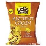 [Udi`S Gluten Free] Crisps Cheddar