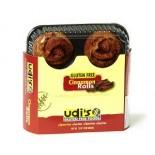[Udi`S Gluten Free]  Cinnamon Rolls, 4 Pack