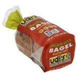 [Udi`S Gluten Free]  Bagel, Cinnamon Raisin 4 pk
