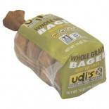 [Udi`S Gluten Free]  Bagel, Whole Grain 4pk
