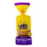 [Udi`S Gluten Free]  Bread, Omega Flax & Fiber