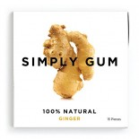 [Simply Gum]  Natural Ginger