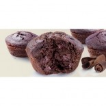 [Garden Lites] Veggie Muffins Zucchini Chocolate, 4 Pcs