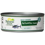 [Natural Value] Tuna (Dolphin Safe) Yellowfin, Salted