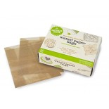 [Natural Value] Unbleached Wax Paper Waxed Paper Bags
