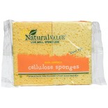 [Natural Value] Cleaning Products & Supplies Sponges, Cellulose