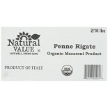 [Natural Value] Pasta Penne Rigate  At least 95% Organic
