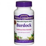 [Oregon`S Wild Harvest] Single Encapsulated Herbs, Non-GMO Burdock