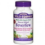 [Oregon`S Wild Harvest] Single Encapsulated Herbs, Non-GMO FeverFew  At least 70% Organic