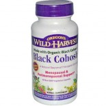[Oregon`S Wild Harvest] Combination Encapsulated Herbs, Non-GMO Black Cohosh  At least 70% Organic