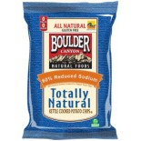 [Boulder Canyon] Kettle Chips Totally Natural 60% Reduced Sodium