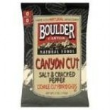 [Boulder Canyon] Kettle Chips Sea Salt & Cracked Pepper