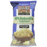 [Boulder Canyon] Kettle Chips Natural 40% Reduced Fat